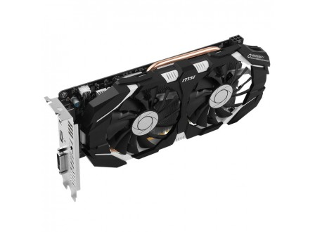 Видеокарта MSI GeForce GTX 1060 3GT OC (GTX10603GTOC)