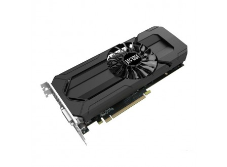 Видеокарта PALIT GeForce GTX1060 StormX 6GB (NE51060015J9-1061F)
